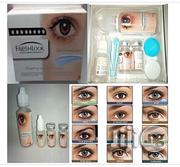 Colour Blend Contact Lenses Complete Pack- Contact Lens | Skin Care for sale in Lagos State, Mushin