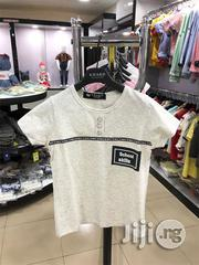 Boys Round Neck Shirt | Children's Clothing for sale in Lagos State, Maryland