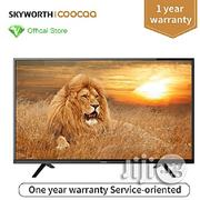 Coocaa 40-inch LED With Stereo Audio (1920*1080) Television - Black - Made By Skyworth | TV & DVD Equipment for sale in Katsina State, Malumfashi