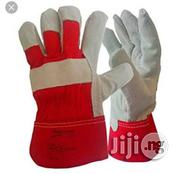Leather Palm Rigger'S Gloves ES-HG02 | Safety Equipment for sale in Rivers State, Port-Harcourt
