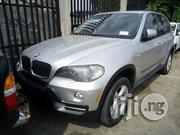 BMW X5 2007 Silver | Cars for sale in Lagos State, Ojodu