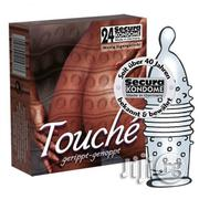 Secura Touché Condoms 24 Pieces.   Sexual Wellness for sale in Lagos State, Surulere