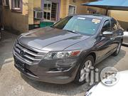 Tokunbo Honda Crosstour 2011 Gray | Cars for sale in Lagos State