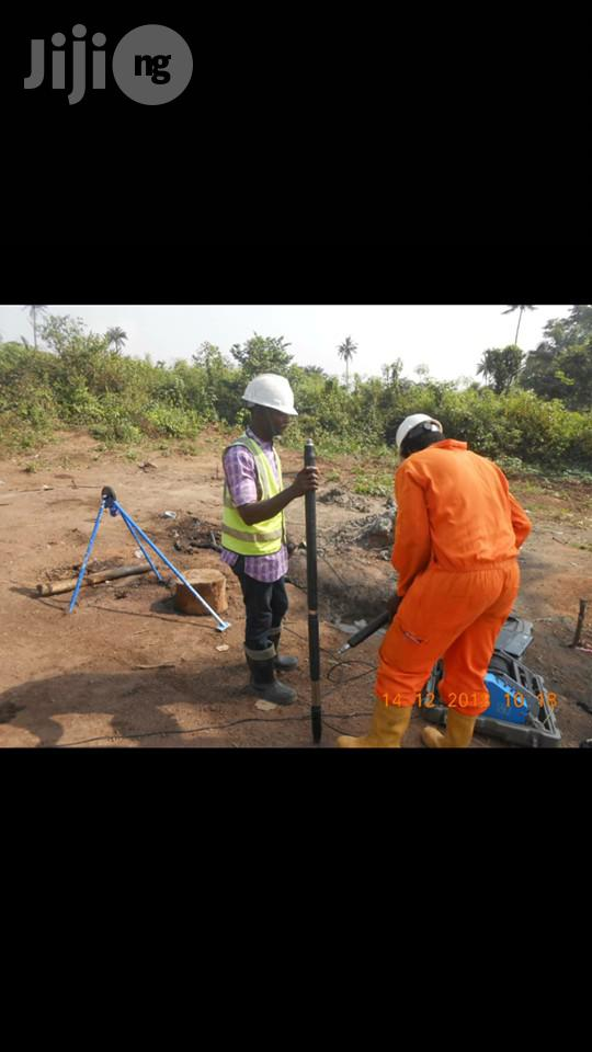 Borehole Geophysics