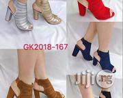 Quality Ladies Sandal Available | Shoes for sale in Lagos State, Surulere