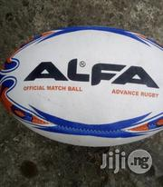 Rugby Ball (Alfa)   Sports Equipment for sale in Abuja (FCT) State, Maitama