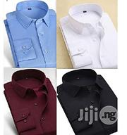 Fashion Set-Of-Four Long Sleeve Shirts for Men - Multi | Clothing for sale in Abuja (FCT) State, Central Business Dis
