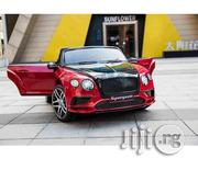 Bentley Ride on Car Two in One Double Sit   Toys for sale in Lagos State, Lekki Phase 1