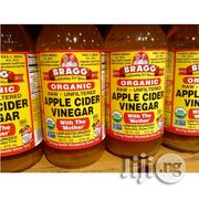 Bragg Organic Apple Cider Vinegar (Raw/Unfiltered) With 'the Mother' - 946ml, 32oz, 1litre | Meals & Drinks for sale in Lagos State, Ikeja