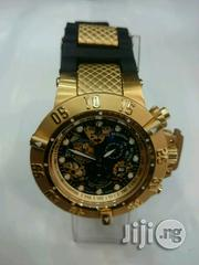 Original Invicta Titanium Chronograph Men's Watch | Watches for sale in Lagos State, Lagos Island