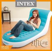 Intex Inflatable Splash Chair With + Free Pump | Furniture for sale in Lagos State