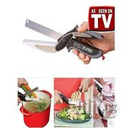 Clever Cutter 6 in 1 Knife, Cutting Board,Opener, Etc | Kitchen & Dining for sale in Lagos State, Lagos Island