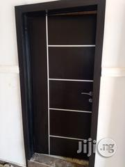 HDF Solid Core Flush Doors With Frame, Architrave Iron Mongeries | Doors for sale in Lagos State