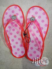 Toddler Girls Retropink Flip Flops - US Size 12/13 | Children's Shoes for sale in Lagos State, Surulere