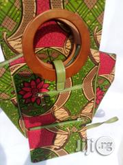 Well Designed Imported Ankara Bags With 6yards Wax and Purse IV | Bags for sale in Abia State, Aba South