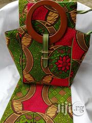 High Quality Imported Ankara Bags With 6yards Wax & Purse Vii | Bags for sale in Abia State, Aba South
