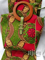 High Quality Imported Ankara Bags With 6yards Wax & Purse Viii | Bags for sale in Abia State, Aba South