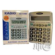 Kadio KD-1048B Calculator | Stationery for sale in Lagos State, Surulere