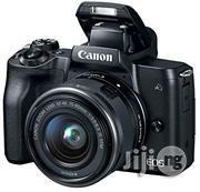 Canon EOS M50 Mirrorless | Photo & Video Cameras for sale in Lagos State, Ikeja