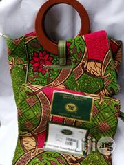 Ankara Bag With 6 Yards Wax and Purse Imported Here I   Bags for sale in Imo State, Owerri