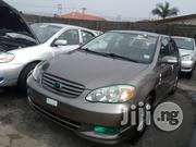 Toyota Corolla S 2005 Gray   Cars for sale in Lagos State, Apapa