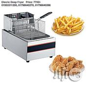 Generic Single Tank Electric Deep Fryer Commercial. | Restaurant & Catering Equipment for sale in Abuja (FCT) State, Kuje