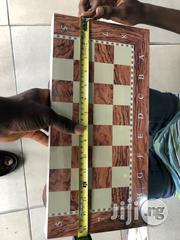 Wooden Chess Board   Books & Games for sale in Lagos State, Victoria Island