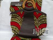 Italian Made Ankara Bags With 6yards Wax And Purse X | Bags for sale in Edo State, Benin City