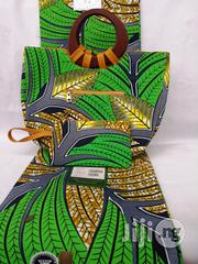 Italian Made Ankara Bags With 6yards Wax And Purse Xxxi   Bags for sale in Imo State, Owerri