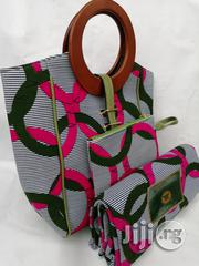 Huge Discount on Imported Ankara Bags With 6yrd Wax and Purse IV | Bags for sale in Rivers State, Port-Harcourt