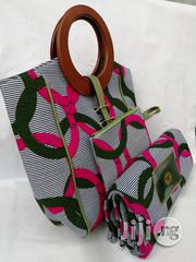 Huge Discount On Imported Ankara Bags With 6yrd Wax And Purse V | Bags for sale in Rivers State, Port-Harcourt