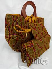 Huge Discount on Imported Ankara Bags With 6yrd Wax and Purse Xxvi | Bags for sale in Zamfara State, Gusau