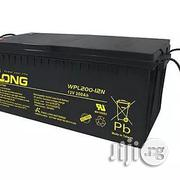 Long Battery 12v 200ah SKU: Wpl200 | Electrical Equipment for sale in Lagos State, Surulere