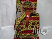 Fabric Bag With 6yrds Wax Purse on a Discount Price to Re-Seller/Bulk Buyers I | Bags for sale in Edo State, Benin City