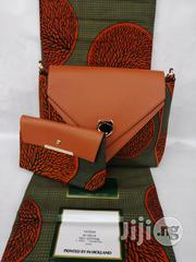Fabric Bag With 6yrds Wax Purse on a Discount Price to Re-Seller/Bulk Buyers Iii | Bags for sale in Edo State, Benin City