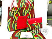 Quality Ankara Bag With 6yrds Wax And Purse On A Discount   Bags for sale in Imo State, Owerri