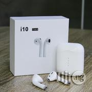 I10 Tws Airpods Wireless Bluetooth5.0 Sport Headsets | Headphones for sale in Lagos State, Ikeja