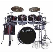 Yamaha Drumset 7pcs | Musical Instruments & Gear for sale in Lagos State, Ojo