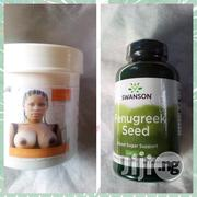 Botcho + Swanson Fenugreek Seed For Breast Lifting And Enhancing Cream And Pill   Sexual Wellness for sale in Lagos State, Lagos Island