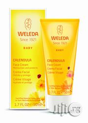 Weleda Calendula Baby Face Cream 50ml | Baby & Child Care for sale in Lagos State, Surulere