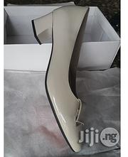 Fashion Genuine Leather Women Shoes-Block Heel | Shoes for sale in Lagos State, Alimosho