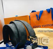 Louis Vuitton Fashionable Original Belt | Clothing Accessories for sale in Lagos State, Lagos Island