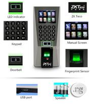 TFT LCD Screen Fingerprint PIN Access Control Time Attendance | Computer Accessories  for sale in Lagos State, Ikeja