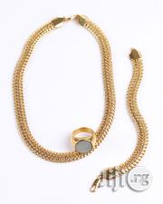 725italian Chocker 18karat Gold Plated for a Woman and Man | Jewelry for sale in Lagos State