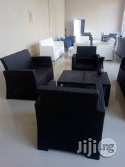 Complete Set Rattan Table and Chairs | Furniture for sale in Lagos State, Lekki Phase 1