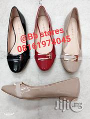 Lovely Karen Scott Shoes Available in Nude Black Colours. (Wholesales and Retail ) | Shoes for sale in Lagos State