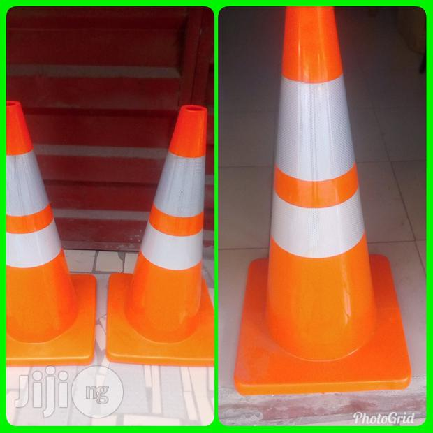 Safety Traffic Cone 70cm