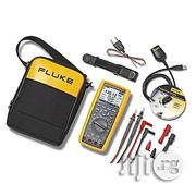 FLUKE 289/FVF/EUR Industrial Logging Multimeter And Soft Combo Kit | Measuring & Layout Tools for sale in Lagos State, Lagos Island