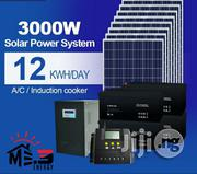 Solar Energy System 20kw Whole House Solar Power System For Home 3000W   Solar Energy for sale in Lagos State, Lagos Island