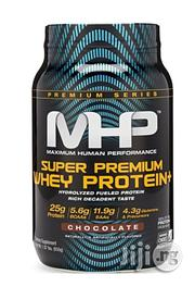 MHP Super Premium Whey Protein Plus | Vitamins & Supplements for sale in Lagos State